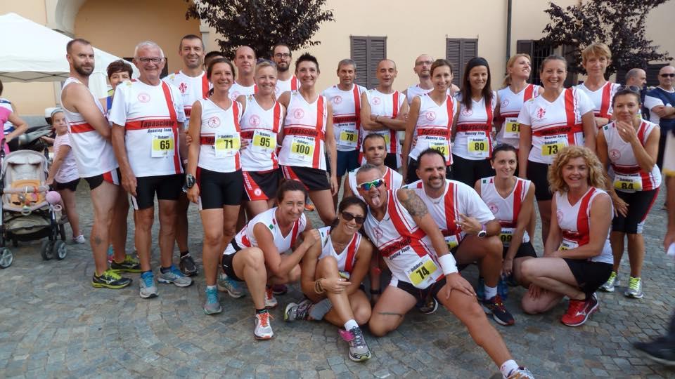 Tapascione Running Team a Robecco