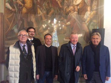 Conferenza su Ticino e Naviglio Grande