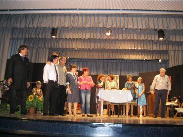 Golgi teatro